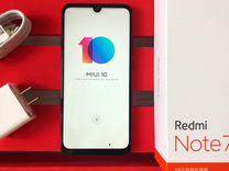 Xiaomi Redmi Note 7 (Красный) 6+64гб Гарантия год