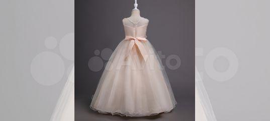 9df0c8c5c84 Длинное платье бальное новое купить в Москве на Avito — Объявления на сайте  Авито