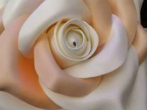 Ночник настенный Роза