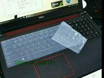 Чехол протектор для клавиатуры ноутбуков Dell
