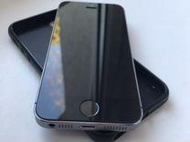 iPhone 5 S black 16 Gb — Бытовая электроника в Геленджике