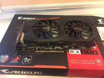Gigabyte Aorus Radeon RX 570 4gb