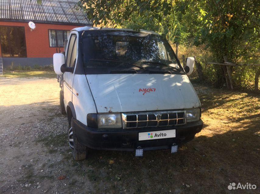 ГАЗ ГАЗель 2705, 1996 89655568352 купить 4