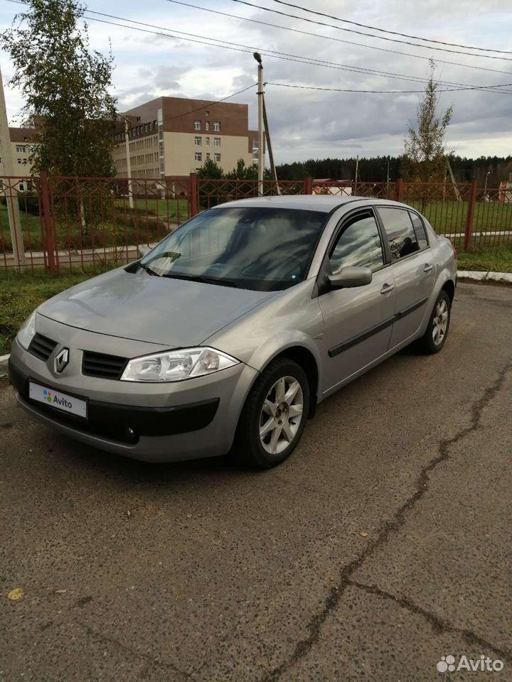 Renault Megane, 2004  89092668411 купить 1