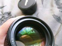 Объектив Nikon 85mm 1.8 d