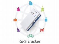 Gps трекер новый в коробке gt300 new поиск монитор