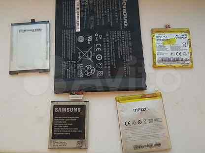 Аккумулятор для планшета a3000