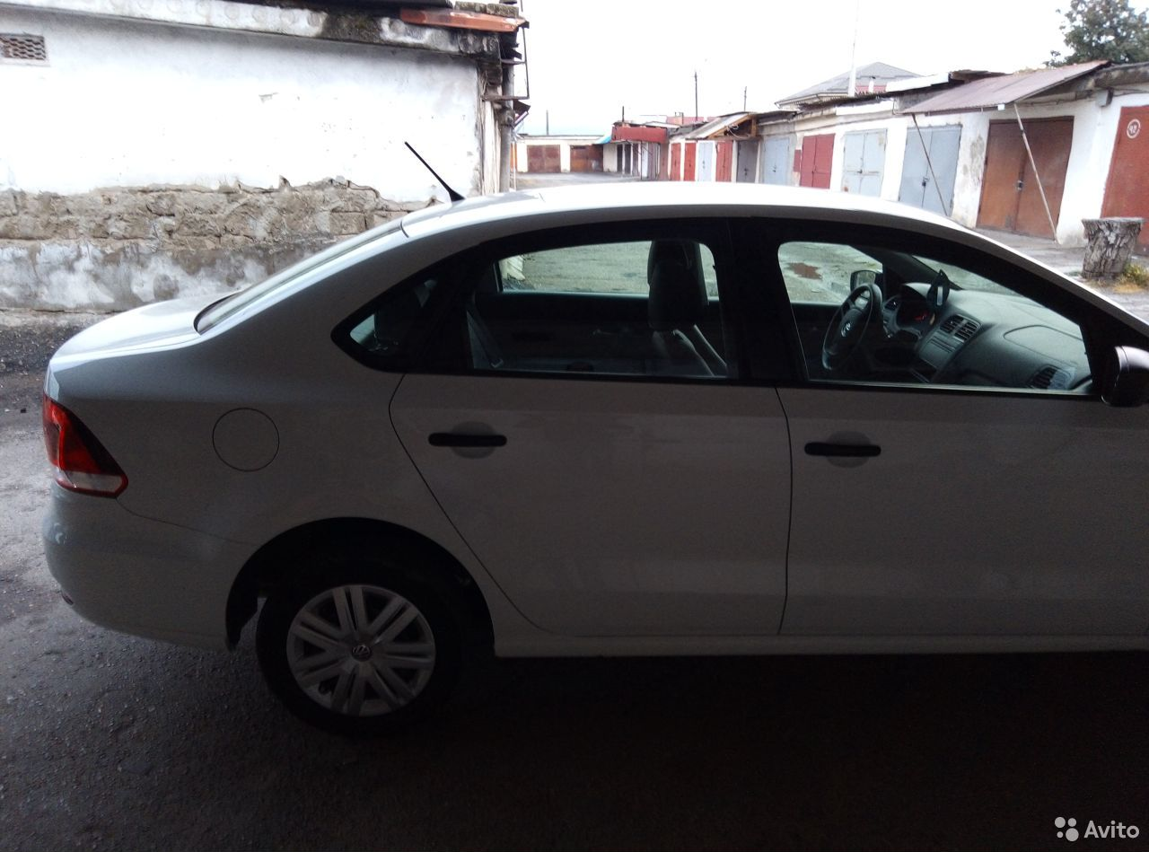 Volkswagen Polo, 2015  89034936867 купить 3