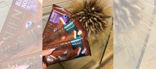 Плитки шоколада Roshen доставка по РФ купить в Москве   Товары для дома и дачи   Авито