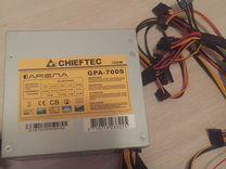 Блок питания chieftec gpa-700s iArena