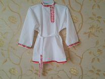 Костюм. Русская народная рубаха