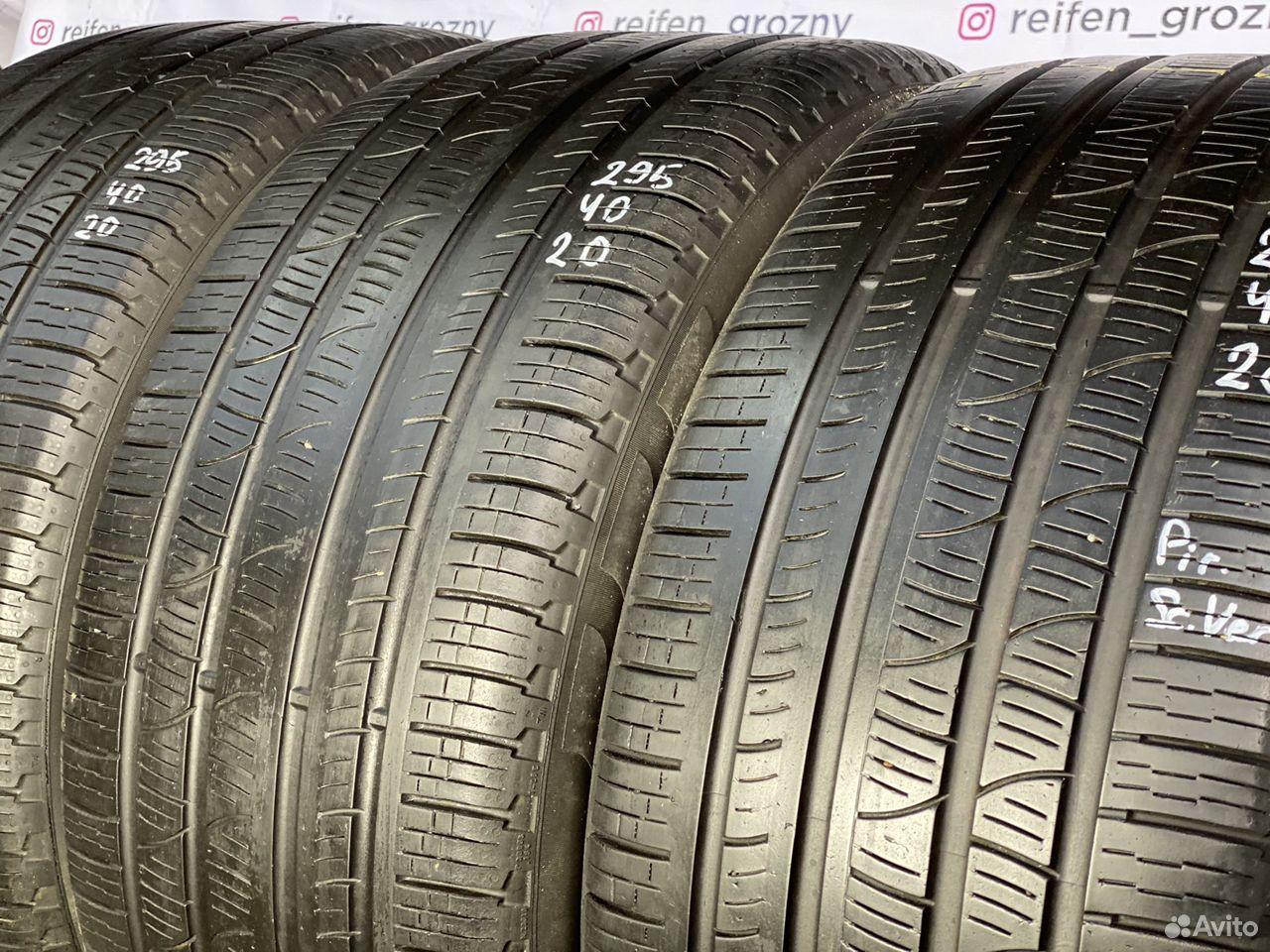 295/40/20 Pirelli Scorpion Verde - 3 шт 89380001718 купить 1