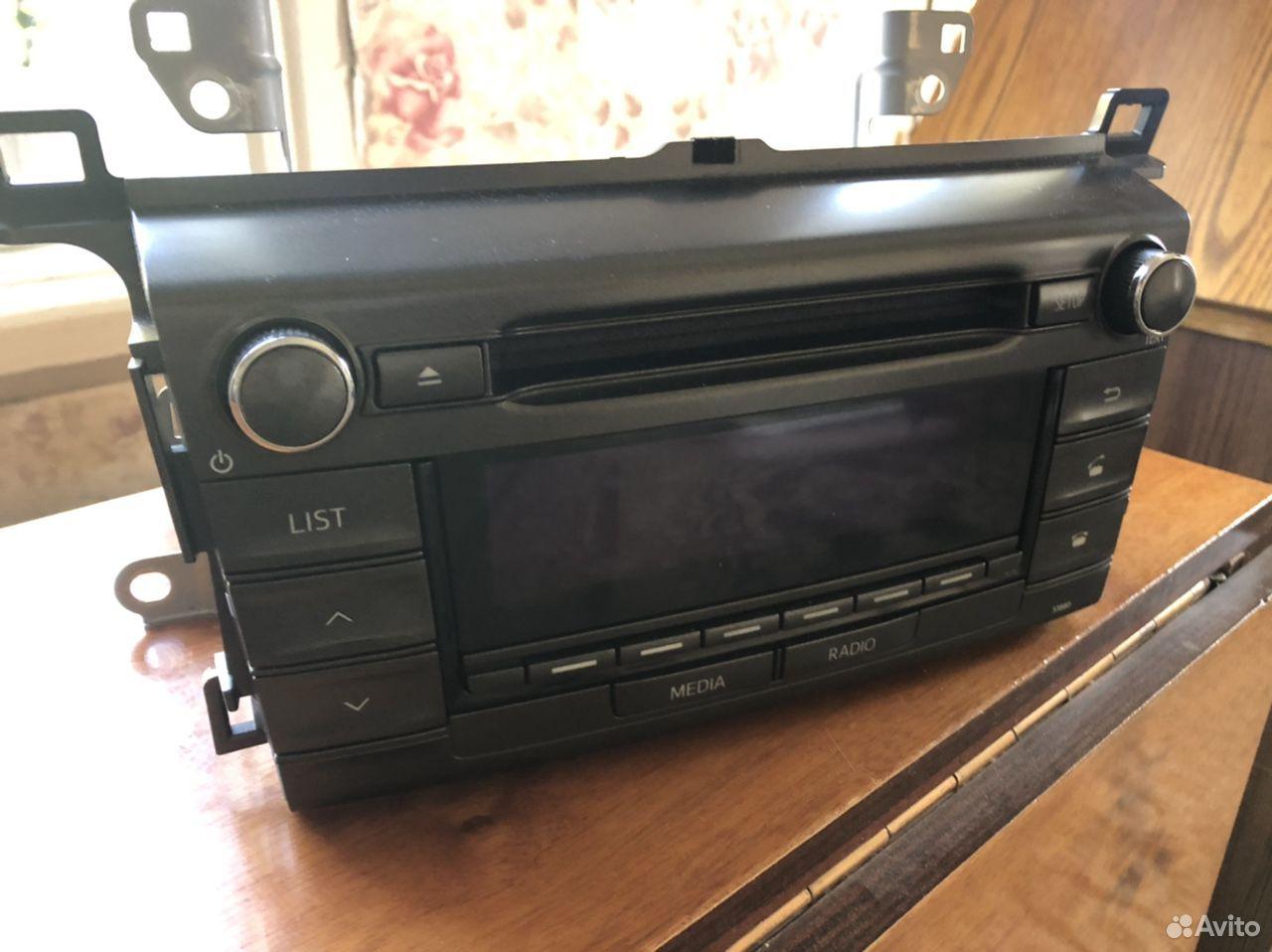 Штатная магнитола Toyota RAV4  89033208341 купить 1