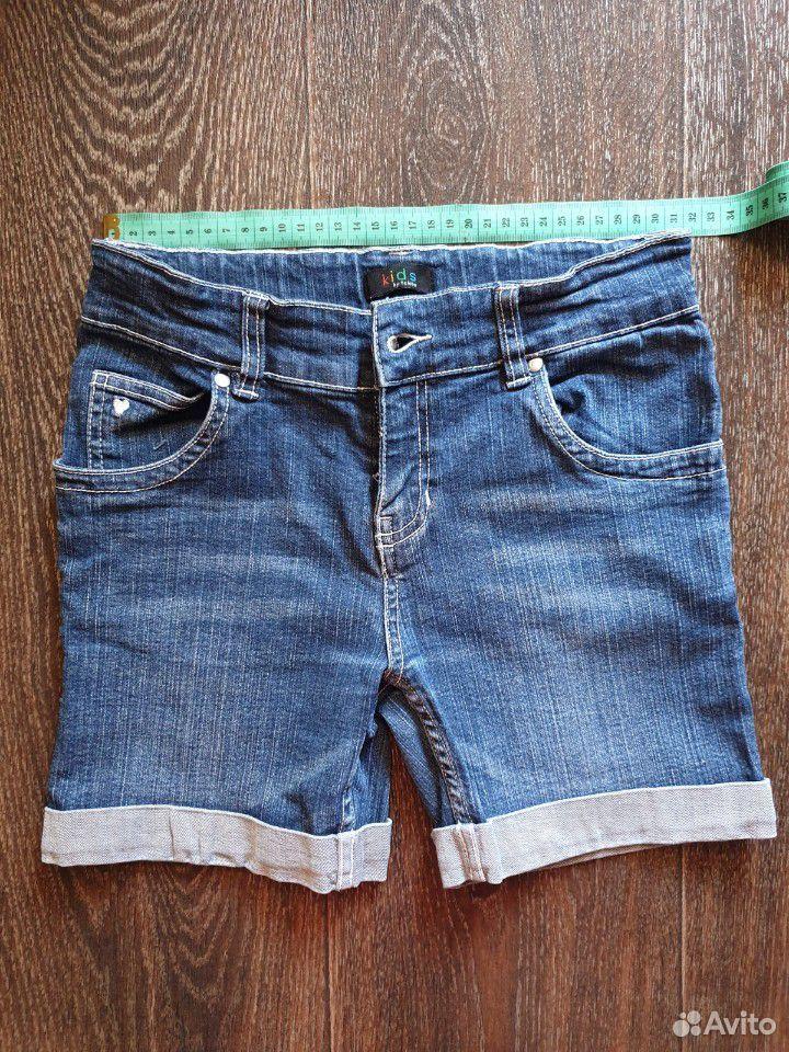 Шорты джинсовые  89176790351 купить 3