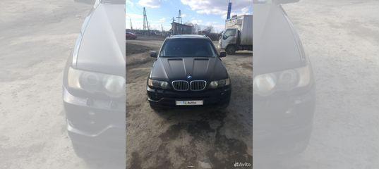BMW X5, 2001 купить в Челябинской области | Автомобили | Авито