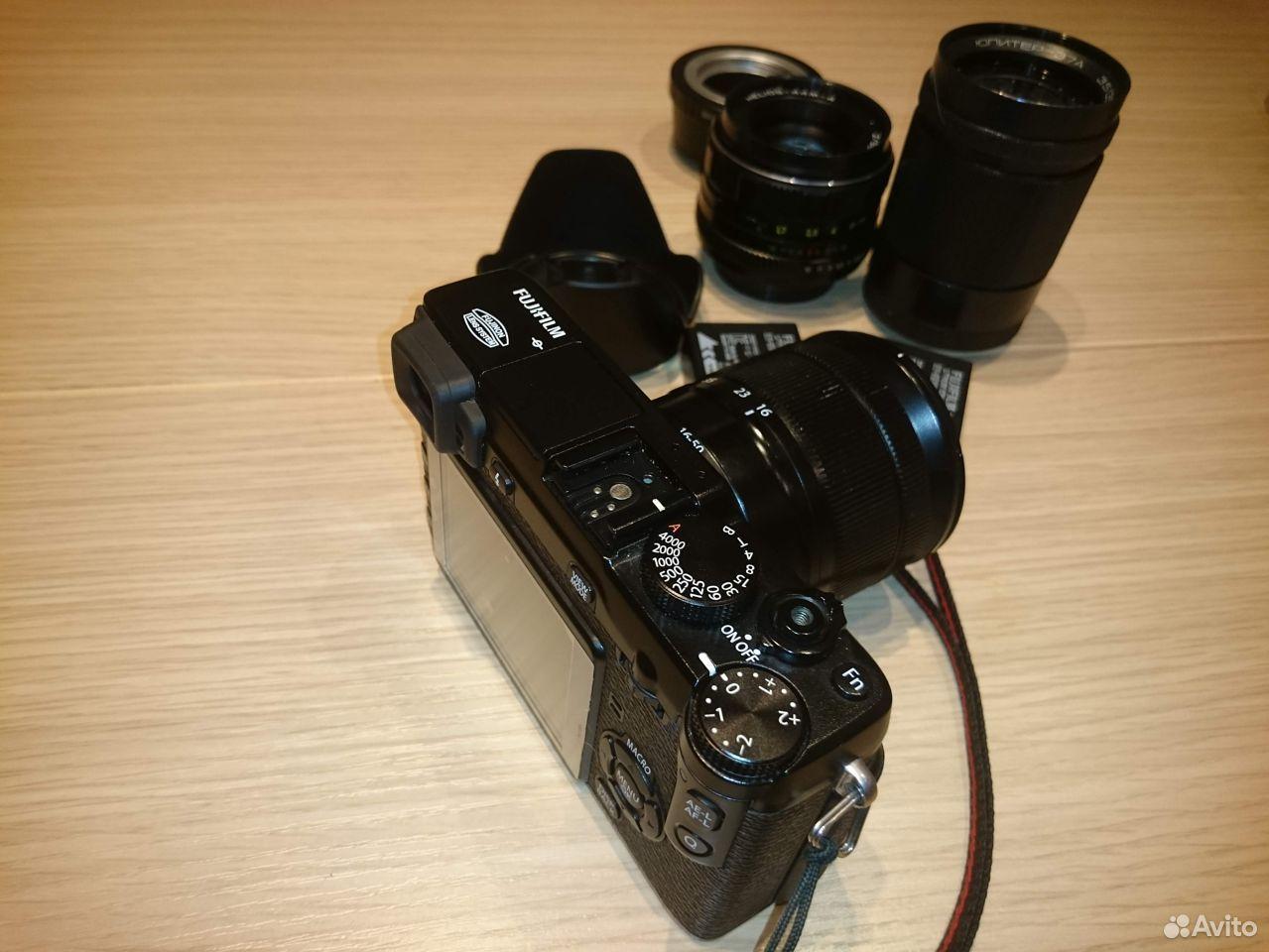 Fujifilm x-e1  89605808448 купить 3